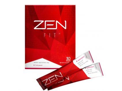 ZEN FIT - pro zmenšení tělesného objemu  30 sáčků určený pro minimalizaci kalorií a maximalizaci výživy