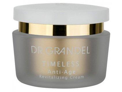 Anti-Age Revitalizing Cream 50 ml - revitalizuje a vyhlazuje pleť  zabraňuje ztrátě vlhkosti a minimalizuje známky předčasného stárnutí pleti