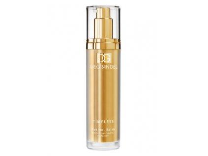 Retinol Balm 50 ml - koriguje nepravidelnou pigmentaci pleti  redukuje vrásky a vyhlazuje problematické partie obličeje i dekoltu