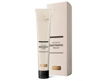 LARENS Enzymatic Peeling 50ml - dlouhodobá hydratace  pro šetrné odstranění zrohovatělé kůže