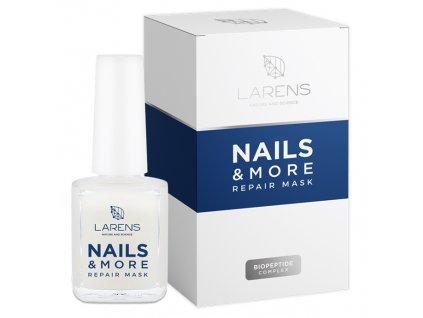 Nails & More Repair Mask 16ml - posiluje nehty  regenerace pro nehty a nehtová lůžka
