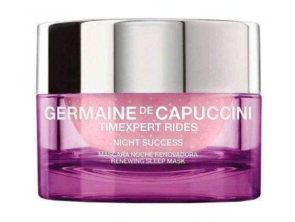 Noční maska NIGHT SUCCESS 30 ml - proti vráskám a mimickým linkám  komplexní péče o pokožku tváře a dekoltu