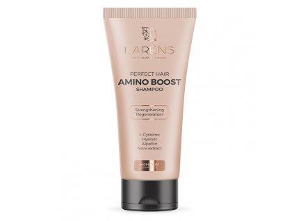 LARENS Amino Boost Shampoo 150 ml - zpevňuje a regeneruje vlasy  proteinový šampon s bohatým složením