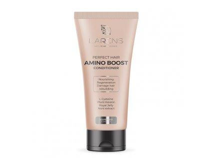 LARENS Amino Boost Conditioner 150 ml - obnovuje, regeneruje a vyhlazuje vlasy  doporučuje se zejména k podpoře péče o poškozené vlasy