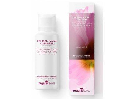 Čistící gel na obličej 200 ml - ideální pro všechny typy pleti  gel pleť jemně čistí, zklidňuje, hydratuje a nedráždí pokožku