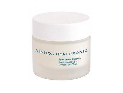 Ainhoa Hyaluronic Eye Contour Essence 15ml - oční okolí s kyselinou hyaluronovou  potlačuje projevy stárnutí pleti, zlepšuje zpevnění pleti a redukuje  vrásky