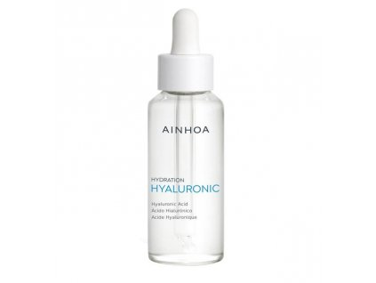 Ainhoa Hydration Hyaluronic Acid 50 ml - koncentrát kyseliny hyaluronové  vyplňuje existující vrásky, chrání kolagenová a elastinová vlákna