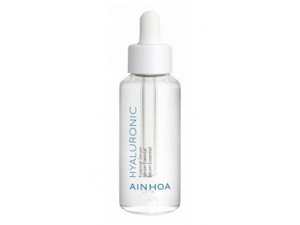 Ainhoa Hyaluronic Essential Serum 50 ml - s liftingovým efektem  pleť bude hydratovaná, viditelně pevnější, jemnější a chráněná