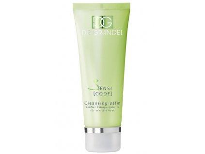 Jemný čistící balzám pro citlivou pokožku 75 ml - pro čistou a hebkou pleť  čistí a jemně odstraňuje zbytky make-upu a nečistot