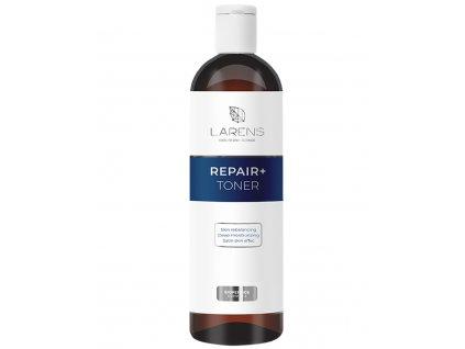 LARENS Repair+ Toner 250 ml - obnovuje přirozenou hladinu pH pleti  obsahuje kolagen, který má regenerační účinek již ve fázi tonizace