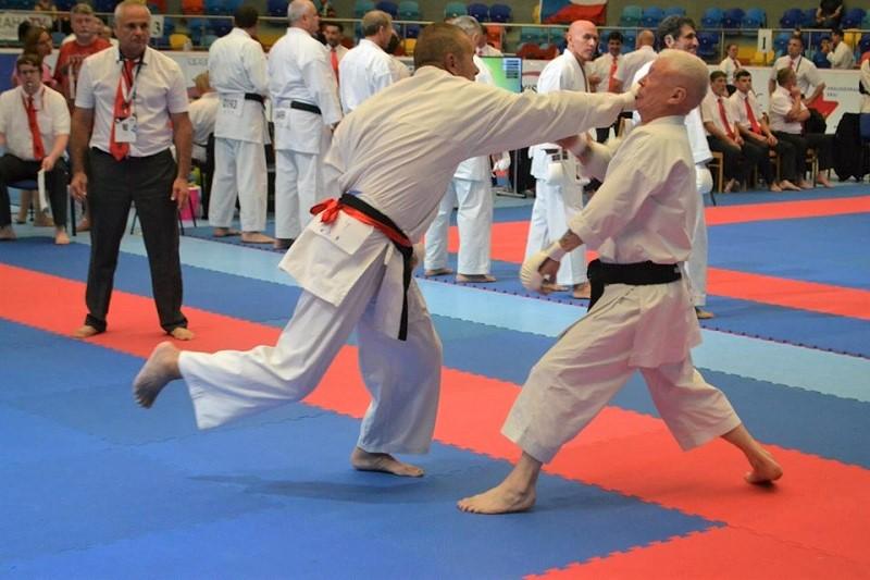 Jiří Hrabal, 8th dan karate, 3th dan Aikido