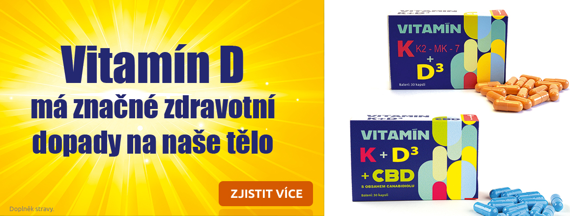 Vliv vitamínu D