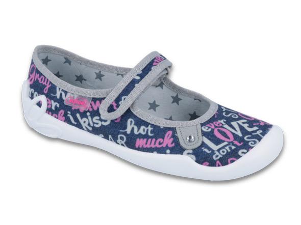 Befado domácí / školní obuv velikost 31-36