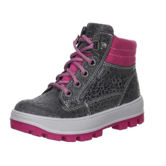 Superfit dívčí zimní obuv
