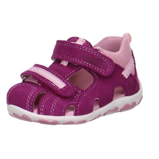 Superfit dívčí letní obuv