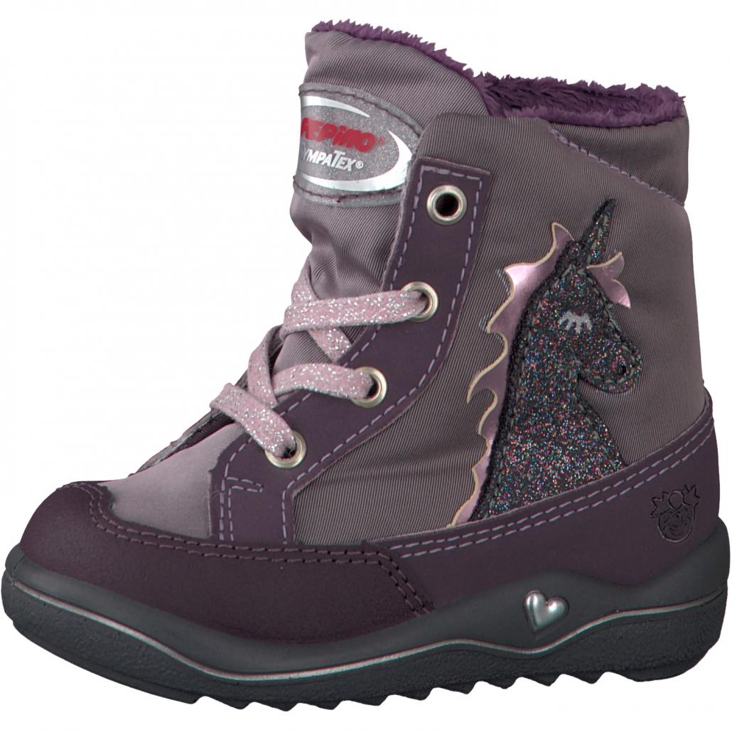 RICOSTA zimní dívčí obuv s membránou