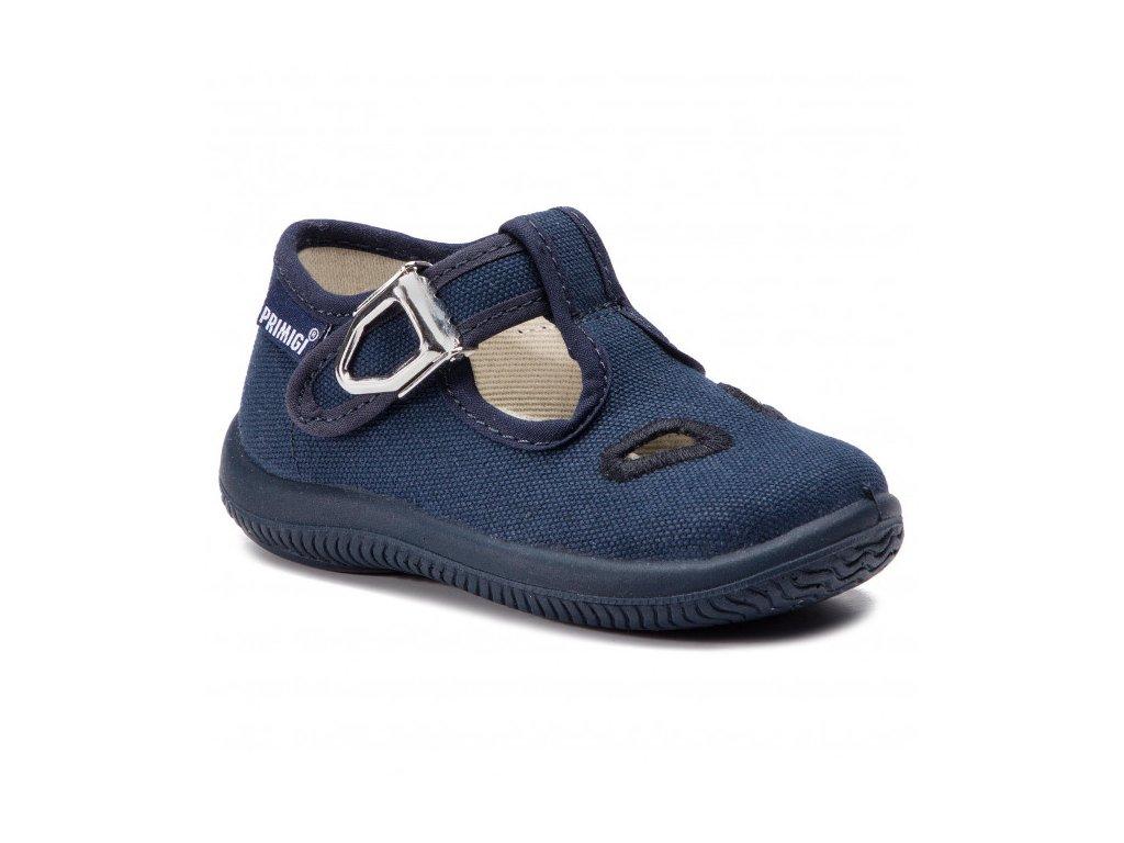 Primigi 3370299 baby polo-sandálky navy