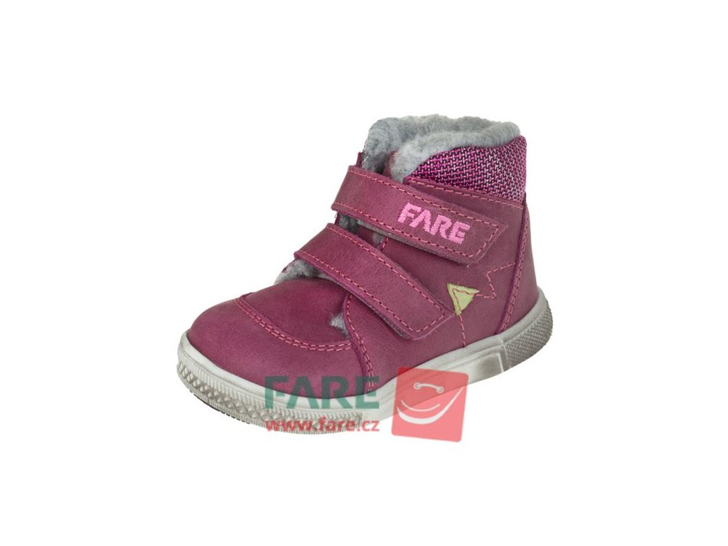 FARE dívčí zimní obuv 2141141