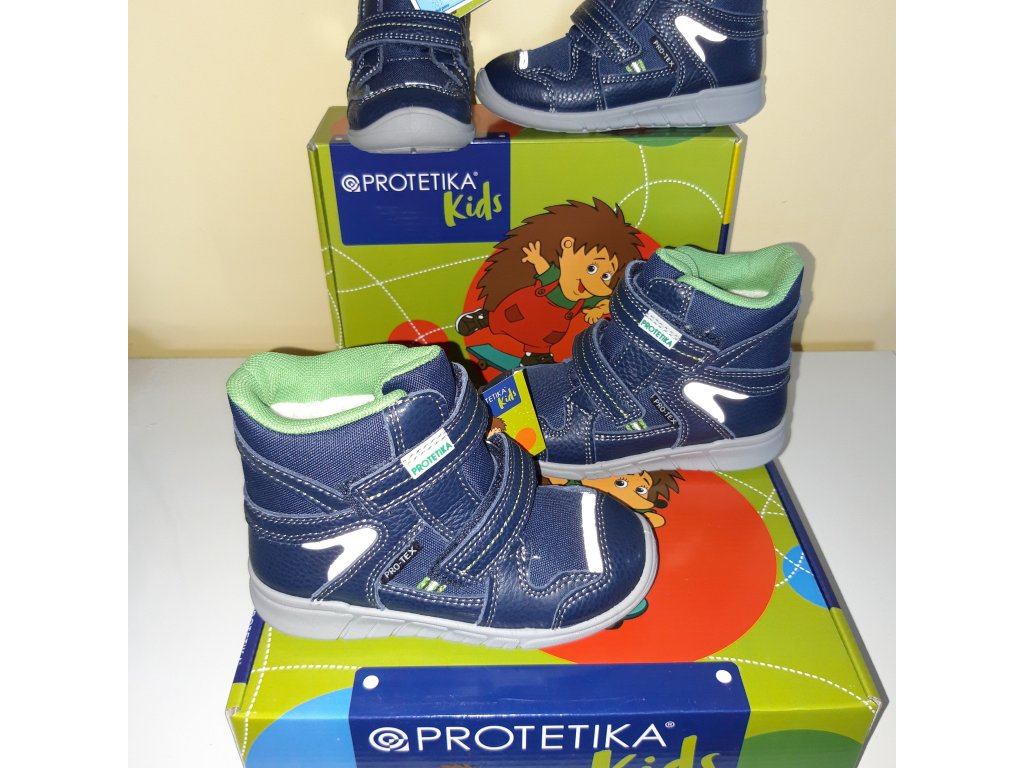 Protetika chlapecká zimní obuv Santo PRO-tex