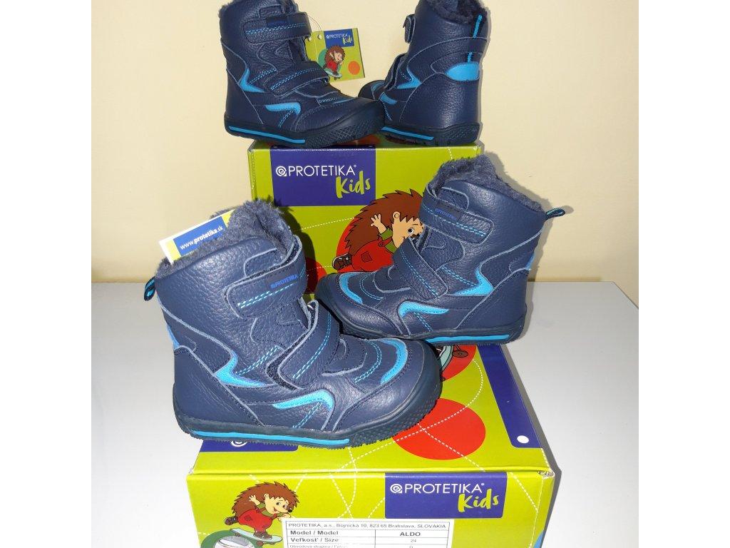 Protetika chlapecká zimní obuv Aldo