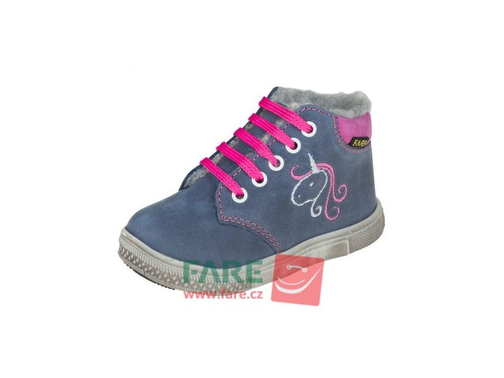 FARE dívčí zimní obuv 2142156