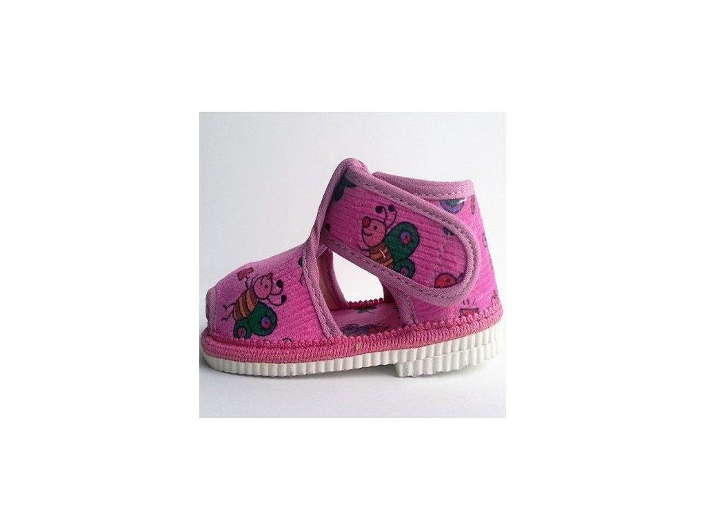backorka sandalek vzor 000805 dívčí