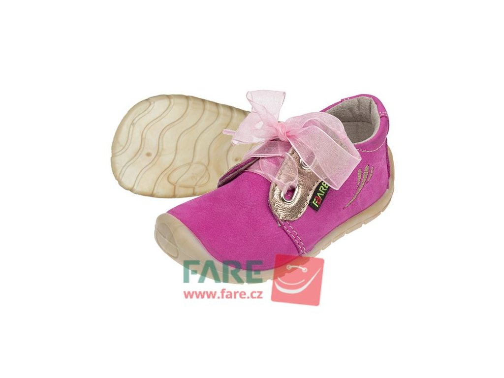 FARE BARE celoroční obuv 5012251