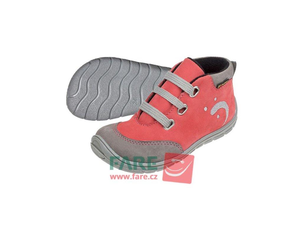 FARE BARE celoroční obuv kotníková 5121241