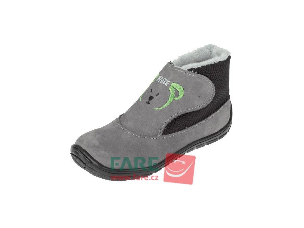 FARE BARE zimní obuv kotníková 5144261