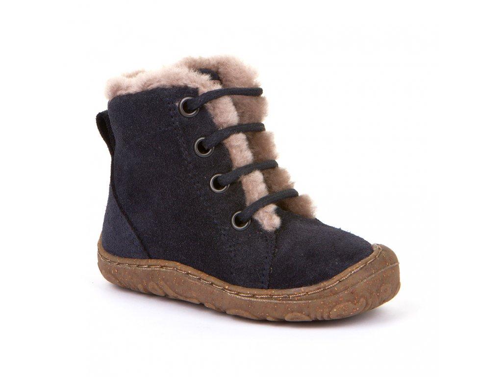 Froddo zimní obuv DARK BLUE G2110091-4