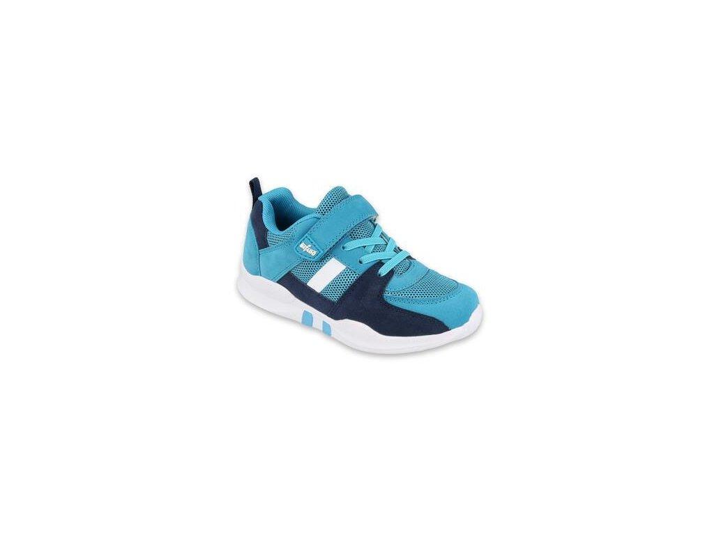 35384 1 516y073 30 tenisky befado sport coll stripe modre
