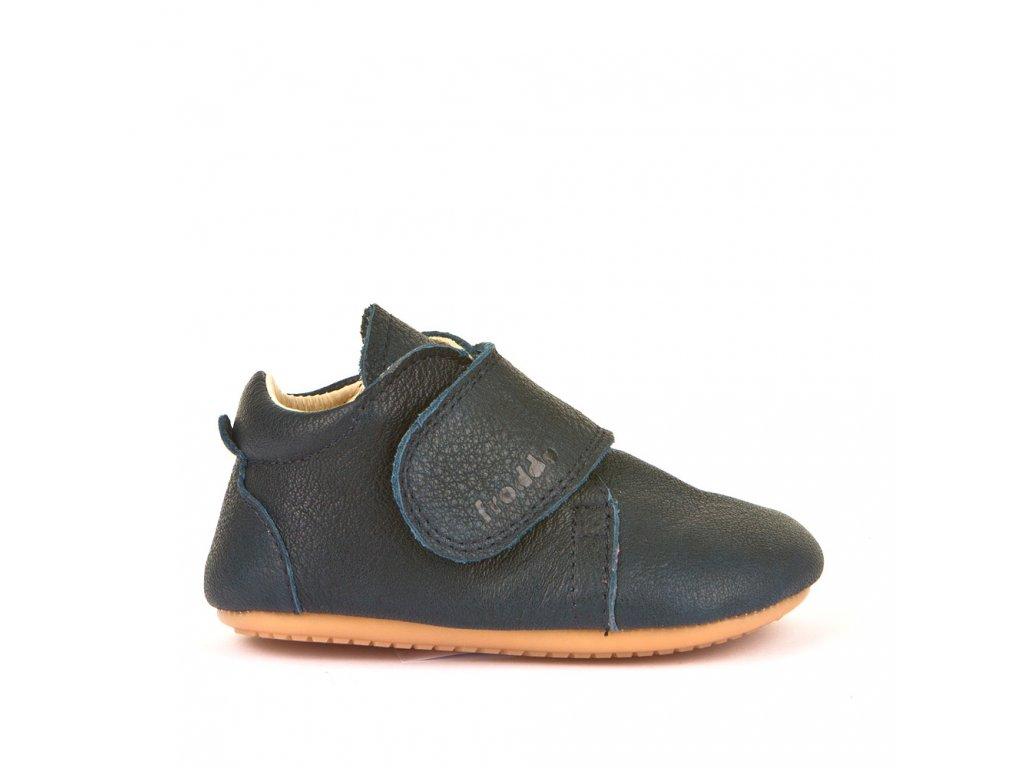Froddo celoroční capáčky Prewalkers G1130005-2 Dark blue