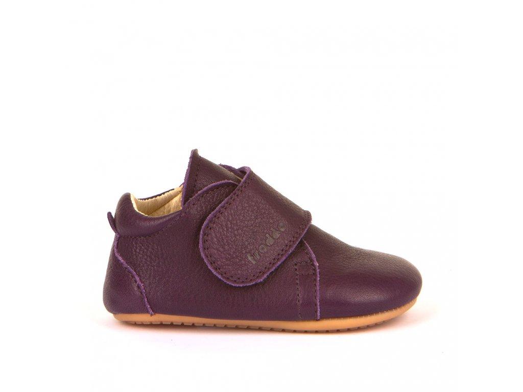 Froddo celoroční capáčky Prewalkers G1130005-10 Purple