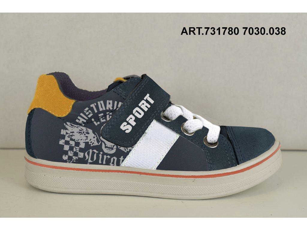 IMAC chlapecká celoroční obuv AYGO navy 731780