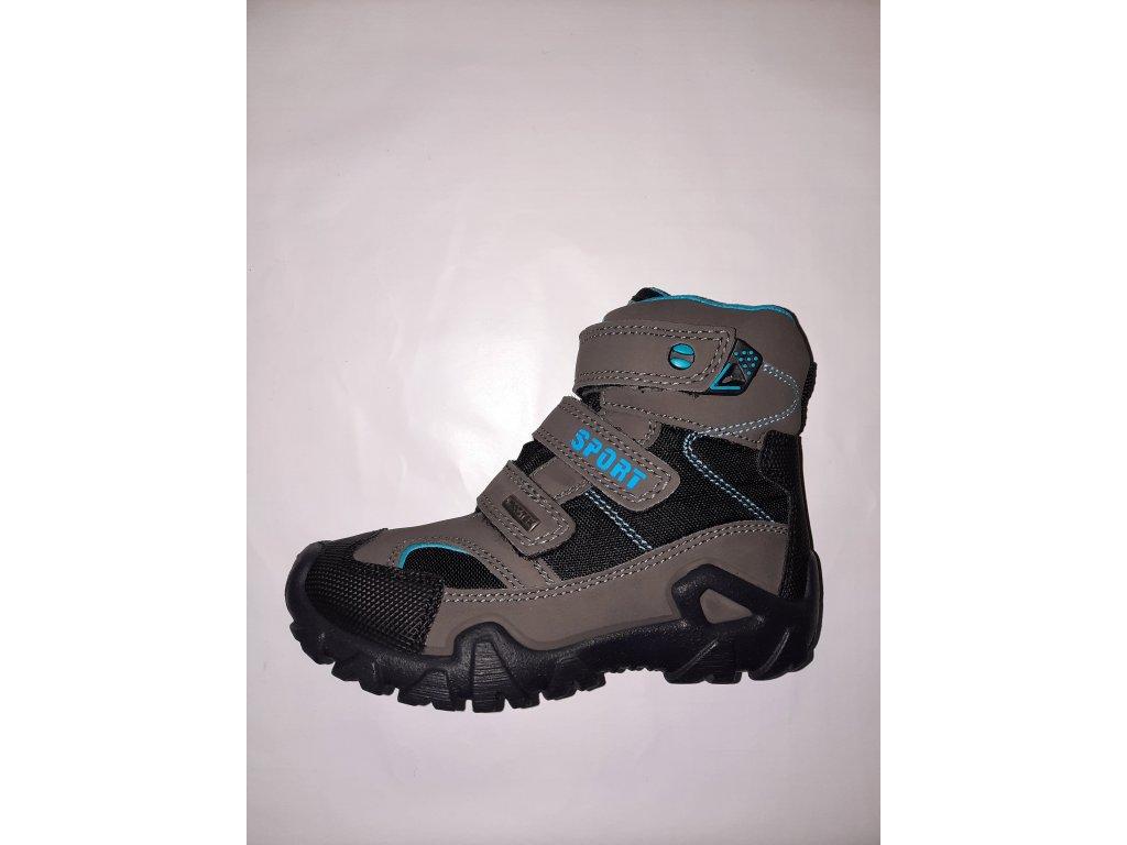 IMAC zimní obuv FREELANDER IMAC-TEX Blue