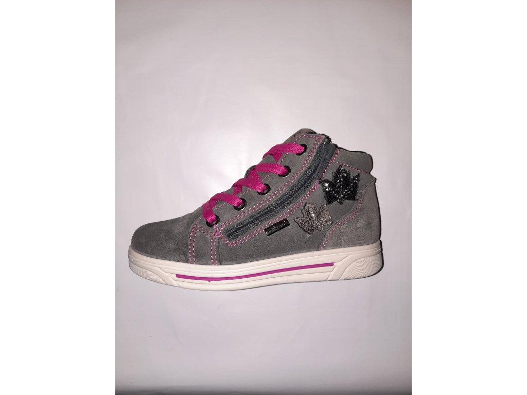 IMAC zimní obuv G STAR IMAC-TEX Grigio/Fucsia