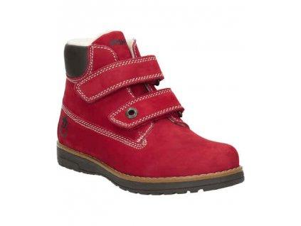 PRIMIGI 8067 red zimní farmářky
