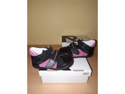 RAK AGÁTA celoroční dívčí obuv