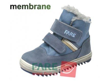 FARE chlapecká zimní obuv FARE-TEX