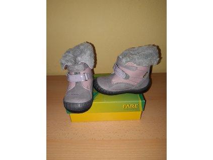 FARE dívčí zimní obuv 2146152