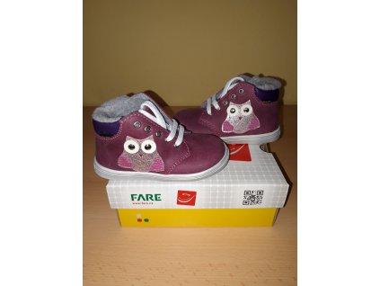 FARE dívčí zimní obuv 2142192