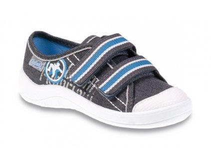 Befado plátěnky / školní obuv