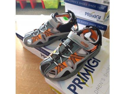 Primigi 3460211 chlapecký trekový sandál