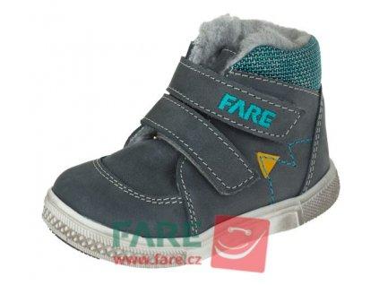 FARE chlapecká zimní obuv 2141161
