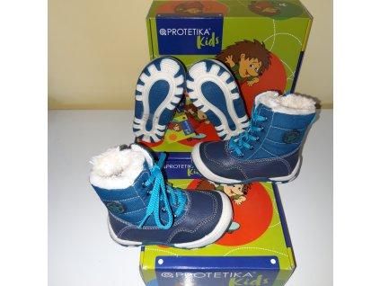 Protetika chlapecká zimní obuv Talbot