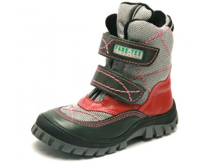 FARE chlapecká zimní obuv FARE-TEX 848181
