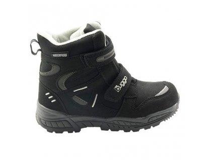 Bugga chlapecká zimní obuv Bugga B00151-10 s membránou