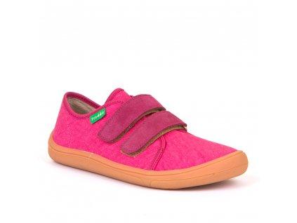 Froddo barefoot dívčí teniska růžová