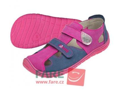 FARE BARE dívčí sandálky 5261251