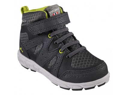 TOLGA MID WP charcoal black
